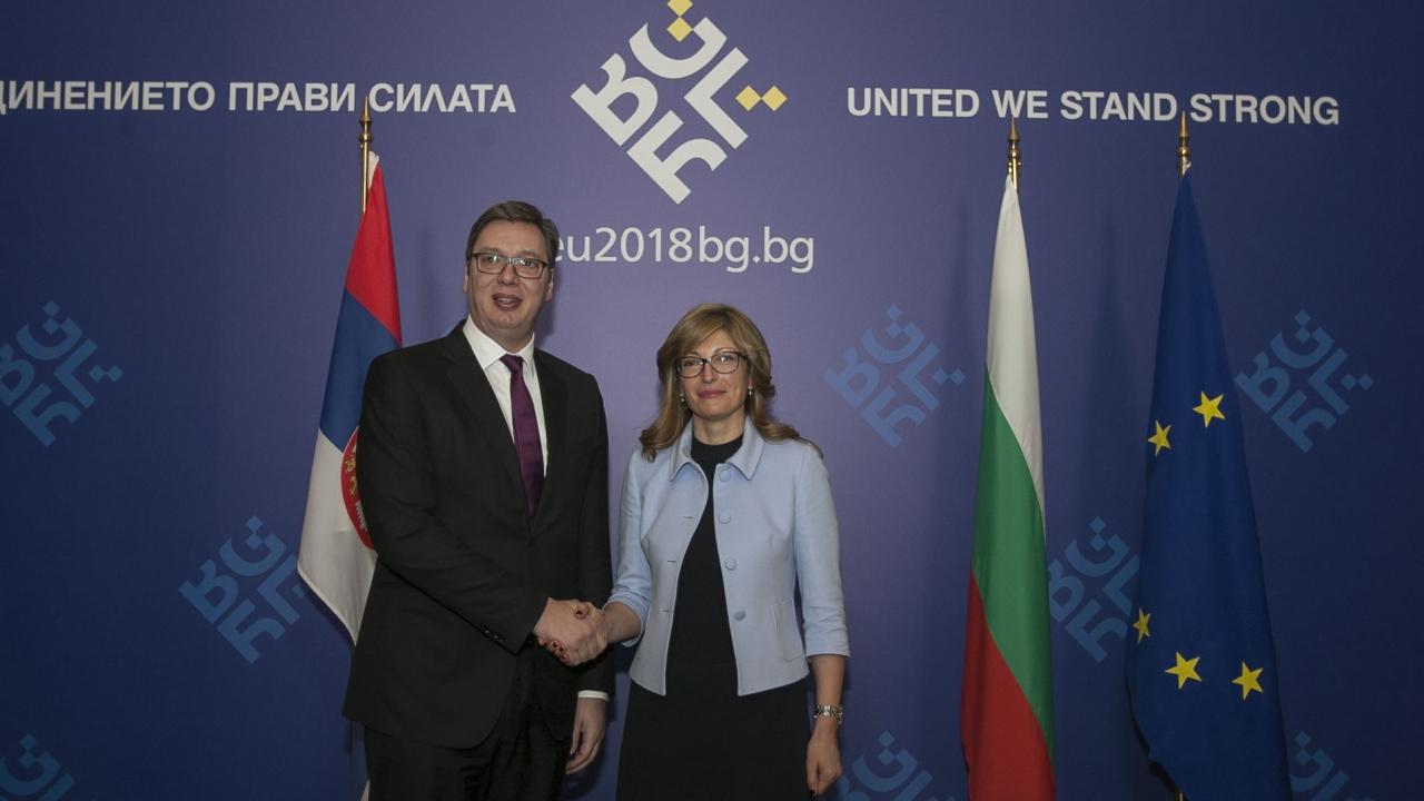 България и Сърбия подписаха три меморандума, свързани с транспорта и труда и социалната политика