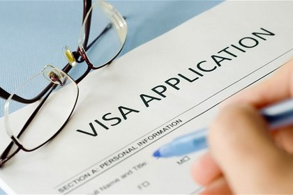 "E-service ""Check the status of the type"" D"" visa application"""