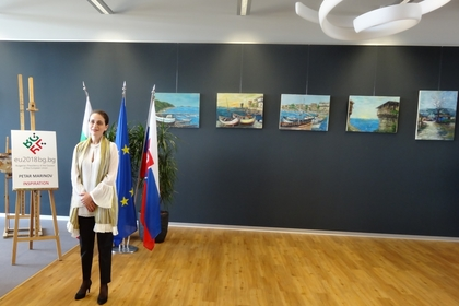 Bulgaria in two exhibitions at the Bratislava airport