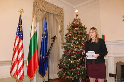 Celebrating the 25th Anniversary of the Bulgarian-American Fulbright Commission for Educational Exchange