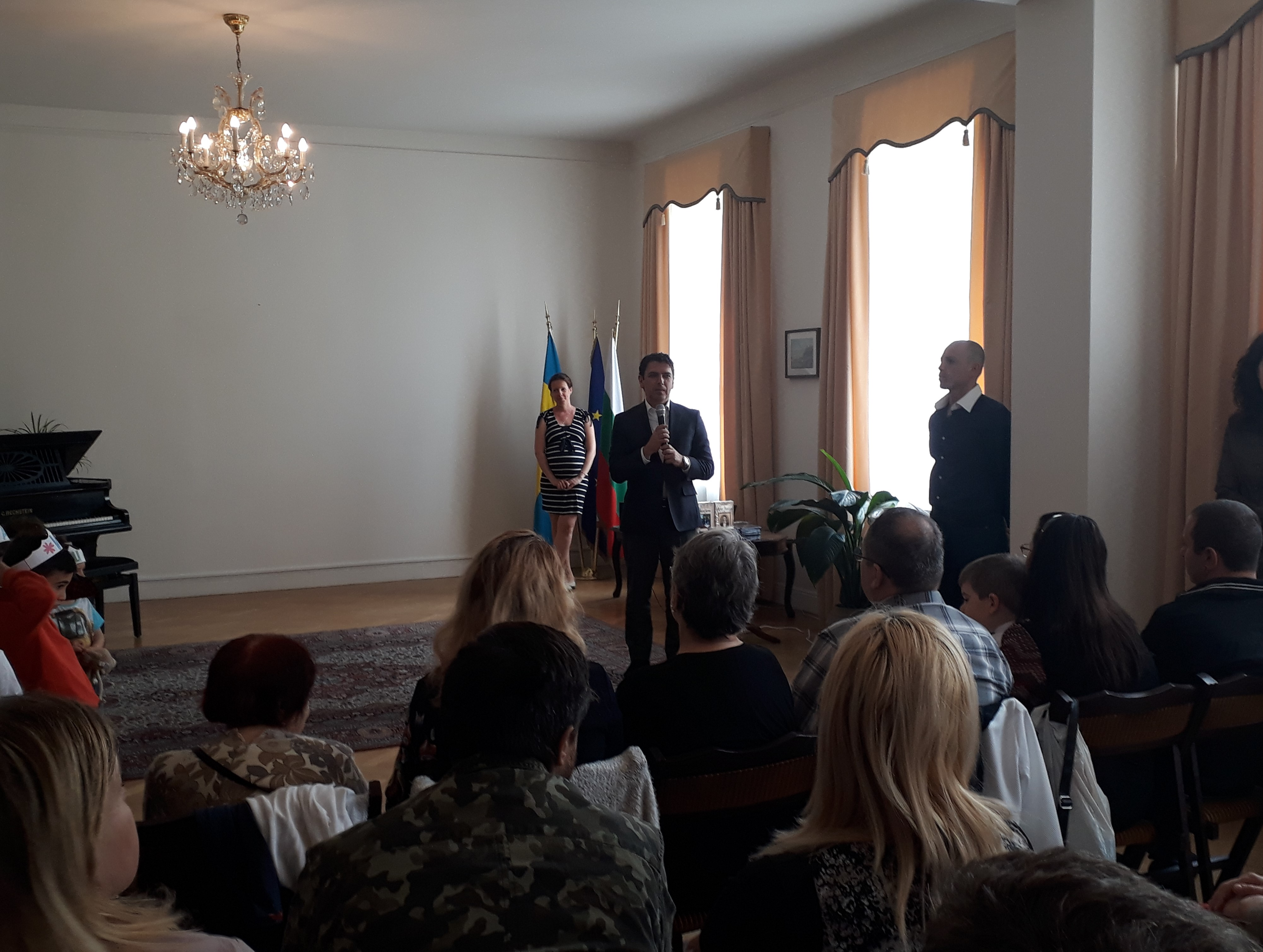 MFA :: Sweden, Stockholm, Embassy of the Republic of Bulgaria