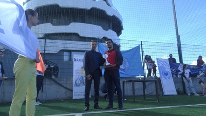 Football tournament under Foreign Minister patronage gathers diplomats in Sofia