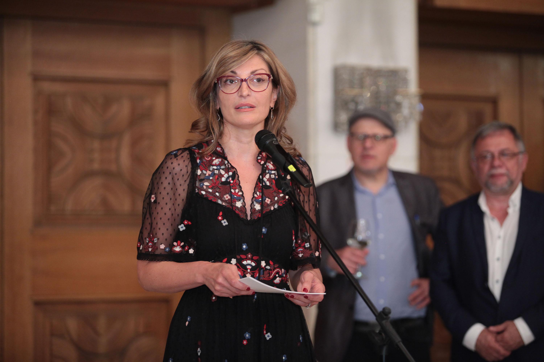 Екатерина Захариева призова за общи усилия в борбата с фалшивите новини и дезинформацията