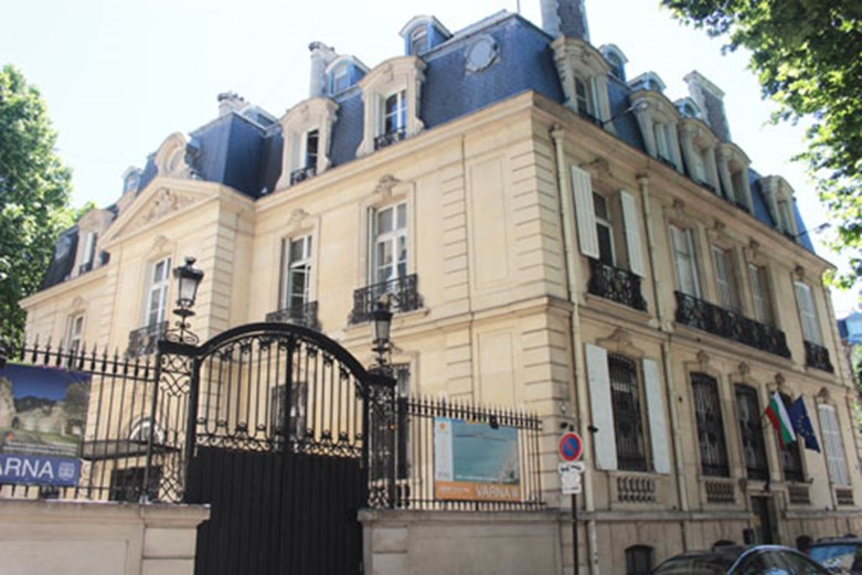 MFA :: France, Paris, Embassy of the Republic of Bulgaria