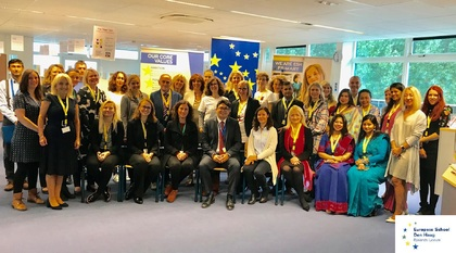 The Bulgarian language and the Cyrillic alphabet were presented during the European Day of Languages in The Hague