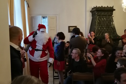 First Bulgarian School in Stockholm organized traditional Christmas celebration