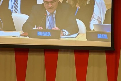 The First regular session of the Joint Executive Board of the UNDP/UNFPA/UNOPS took place in New York